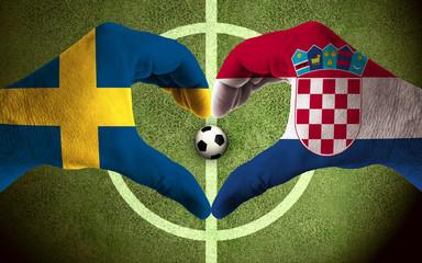 Sweden vs Croatia