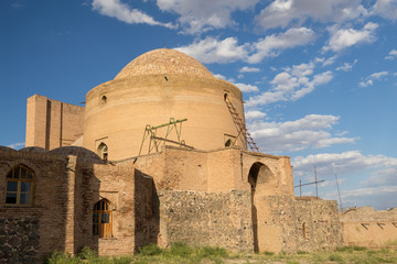 Printed kitchen splashbacks Monument Shrine of Qutb ad-Din Haydar, Torbat Heydariyeh, Khorasan, Iran