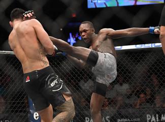 MMA: TUF 27 Finale-Tavares vs Adesanya