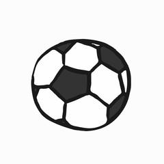 English football league game illustration