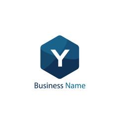 Letter Y Logo Template Design