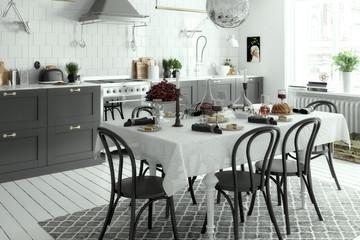 Arrangement of a Kitchen