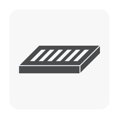 metal product icon