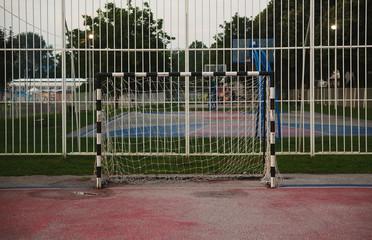 Handball Goal on Sport Yards