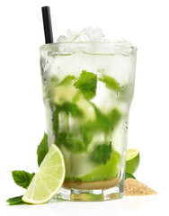 Acrylic Prints Cocktail Mojito