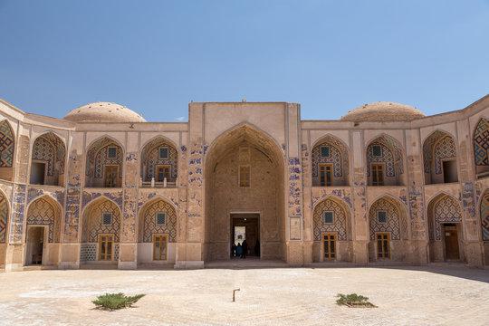 Ghyasyh School, Khargerd, Khorasan, Iran