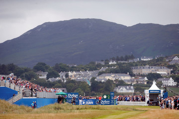 European Tour - Irish Open