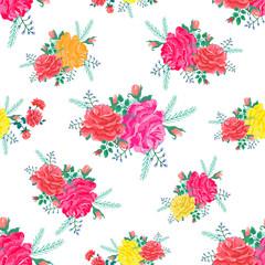 rose cute card5