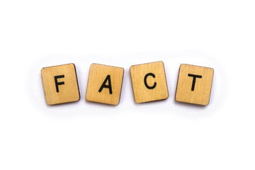 The word FACT