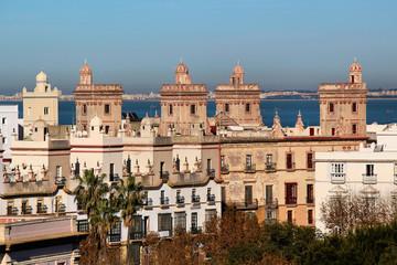 Casa de las Cuatro Torres in Cadiz