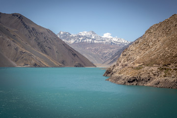 Valle El Yeso - Chile