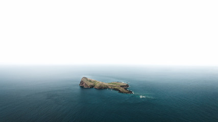 Lonely island.