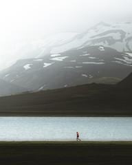 Lake strolls.