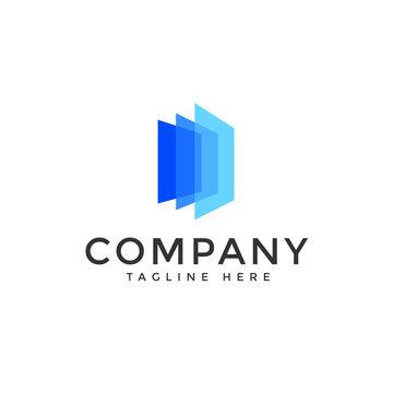 Layer Simply logo Design