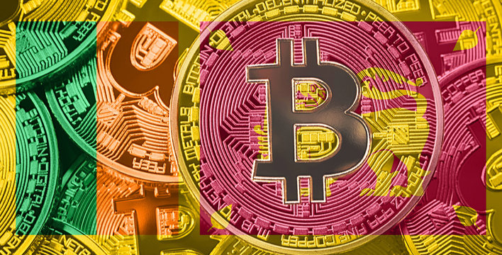 bitcoin prekybininkai šri lankoje