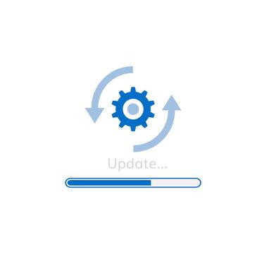 upgrade software icon update program