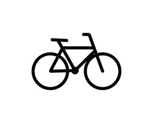bicycle navigation icon , designed for web and app