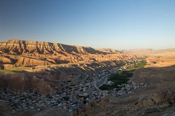 Kalat Nader City, Khorasan, Iran