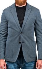 Man model in jacket
