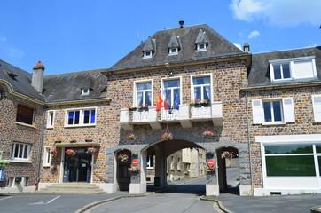 Mairie de Pont-d'Ouilly (Calvados - France)