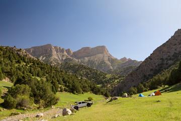 Juniperus Protected Area, Hezar Masjed Mountains, Khorasan, Iran