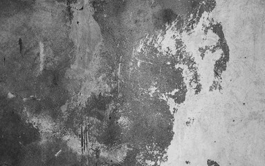 Abstract Grunge white grey concrete Texture for design