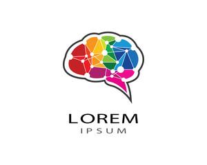 Brain vector icon