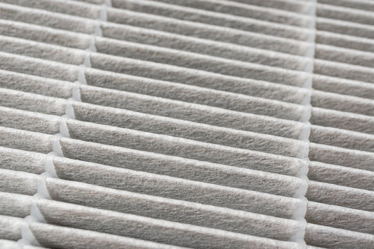 Replaceable air purifier filter