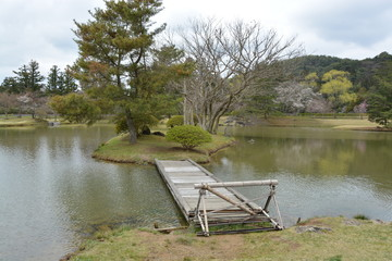岩手県平泉の柳之御所遺跡