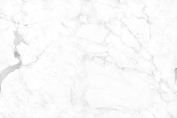 White background marble wall texture for design art work, seamless pattern of tile stone with bright and luxury.