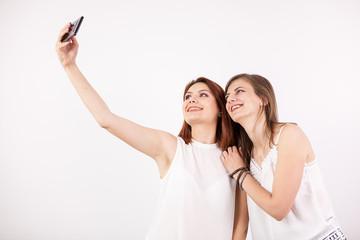 Risultati immagini per white wall selfie