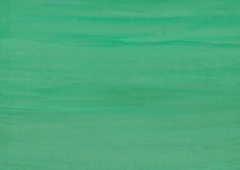 Green painted vintage background