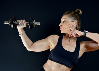 Gesunde Fitness