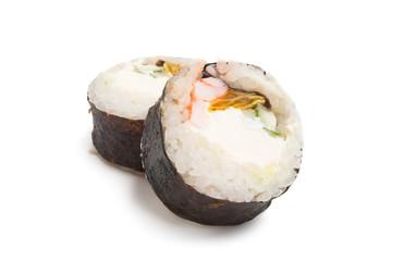sushi isolated