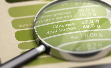 Focus sur les glucides et sucres cachés dans l'alimentation industrielle et les plats cuisinés
