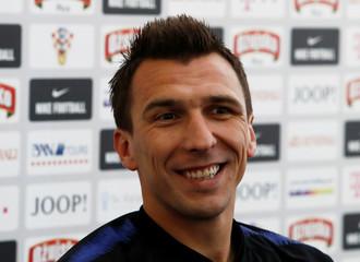 World Cup - Croatia Press Conference