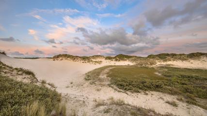 Wall Mural - Dune landscape Schiermonnikoog