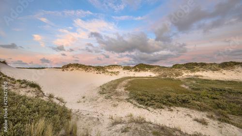 Wall mural Dune landscape Schiermonnikoog