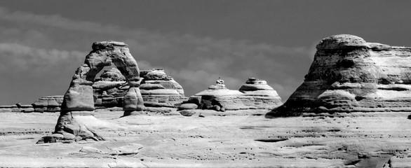 arch,rock,stone,blackandwhite,sky,utah,delicate arch,daylight,shadows