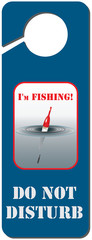 Message about fishing
