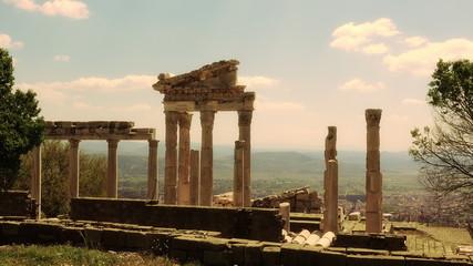 Pergamon museum, Turkey, Bergama