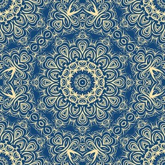 Seamless floral background. decorative texture for wallpaper, invitation. Vector illustration