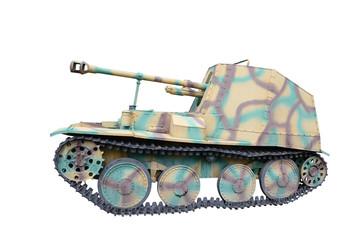 "Self propelled gun ""Murder III"" (Marder III Ausf.M), Czechoslovakia/Germany"