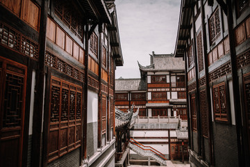 China Sichuan Architecture