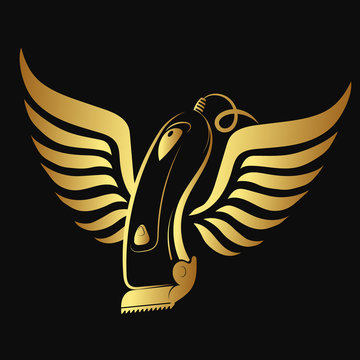 Hair clipper and wings