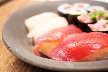 寿司・イメージ・まぐろ