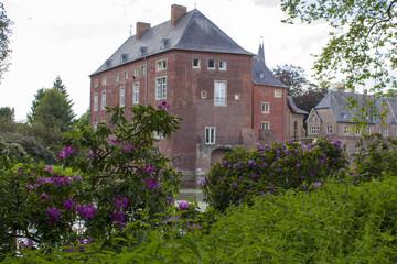 Water Castle Wissen in Germany