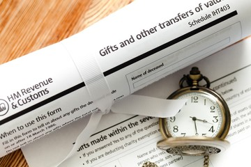 Document - Tax of gifts and other transports of value