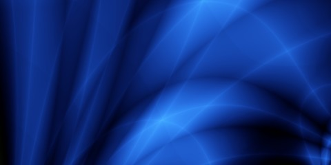 Wave blue pattern graphic abstract dark background