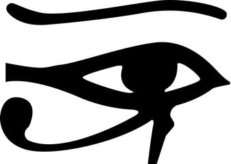 Udjat Auge - Rune - Horusauge